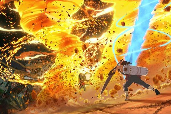 Naruto Shippuden: Ultimate Ninja Storm 4 se montre dans une courte vidéo