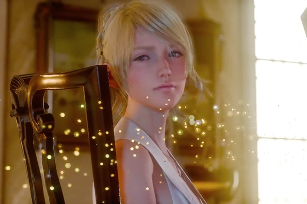 Final Fantasy XV, le trailer de la Jump Festa 2015 est dispo