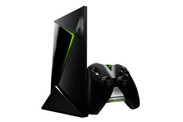 NVIDIA Shield : découvrez la première console Android TV