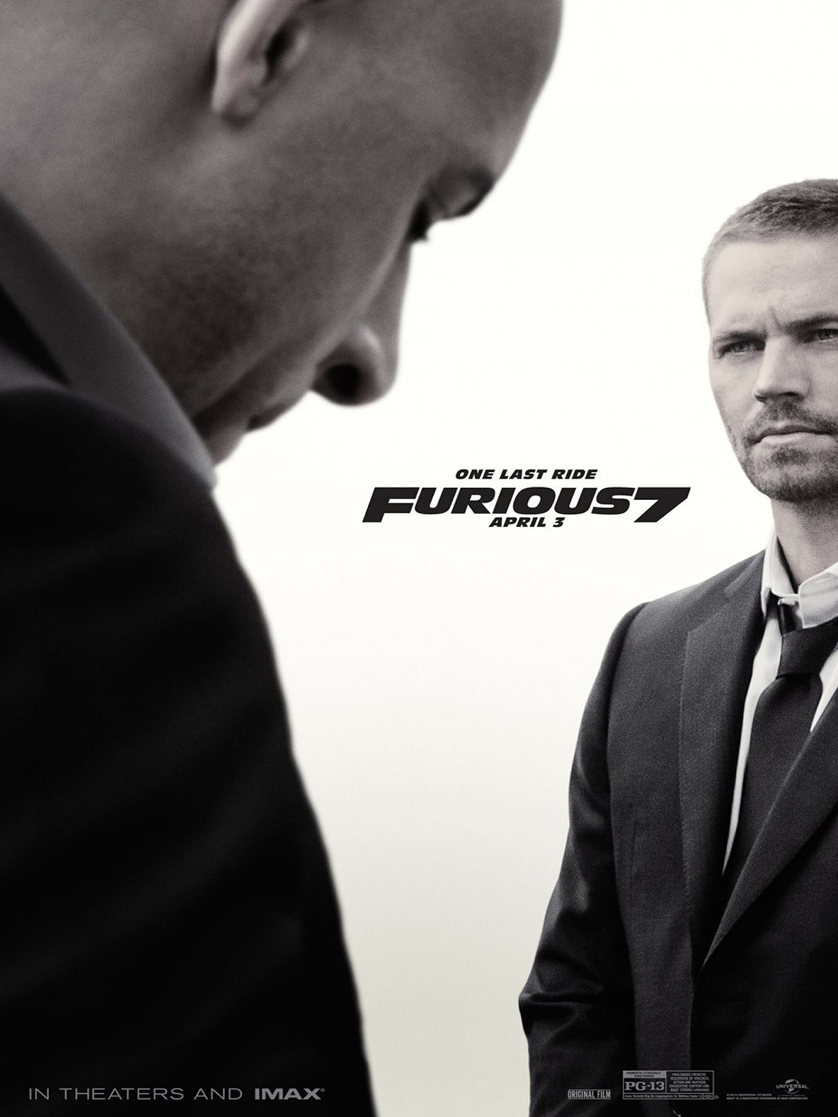 Fast and Furious 7 affiche