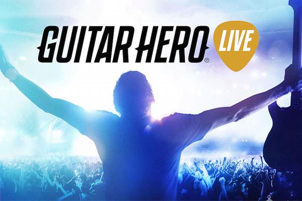 [E3 2015] Guitar Hero Live : un trailer pour le mode Guitar Hero TV