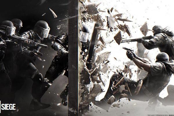 Rainbow Six Siege : La date de sortie annoncé en trailer