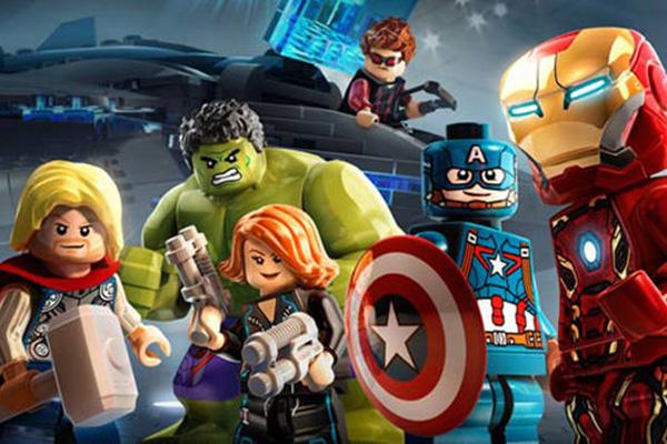 LEGO Marvel Avengers : un 1er trailer pour les vengers
