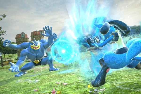Pokkén Tournament annoncé sur Wii U avec un trailer en cadeau