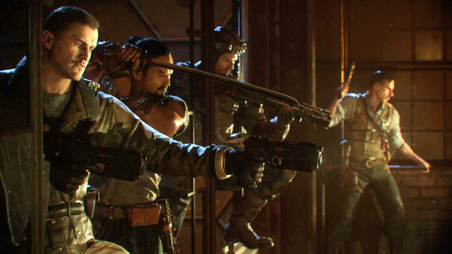 Call Of Duty Black Ops Iii Un Trailer Pour La Carte Zombies The Giant