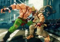 Street Fighter V : un trailer pour l'arrivée d'Alex