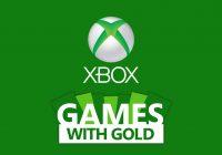 Xbox Live Games With Gold : les jeux offerts du mois de juin 2017