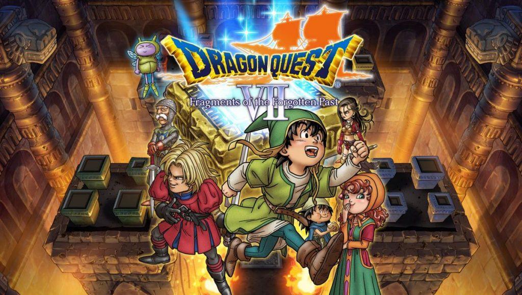 Dragon Quest VII : La Quête des Vestiges du Monde - E3 2016 - 3DS