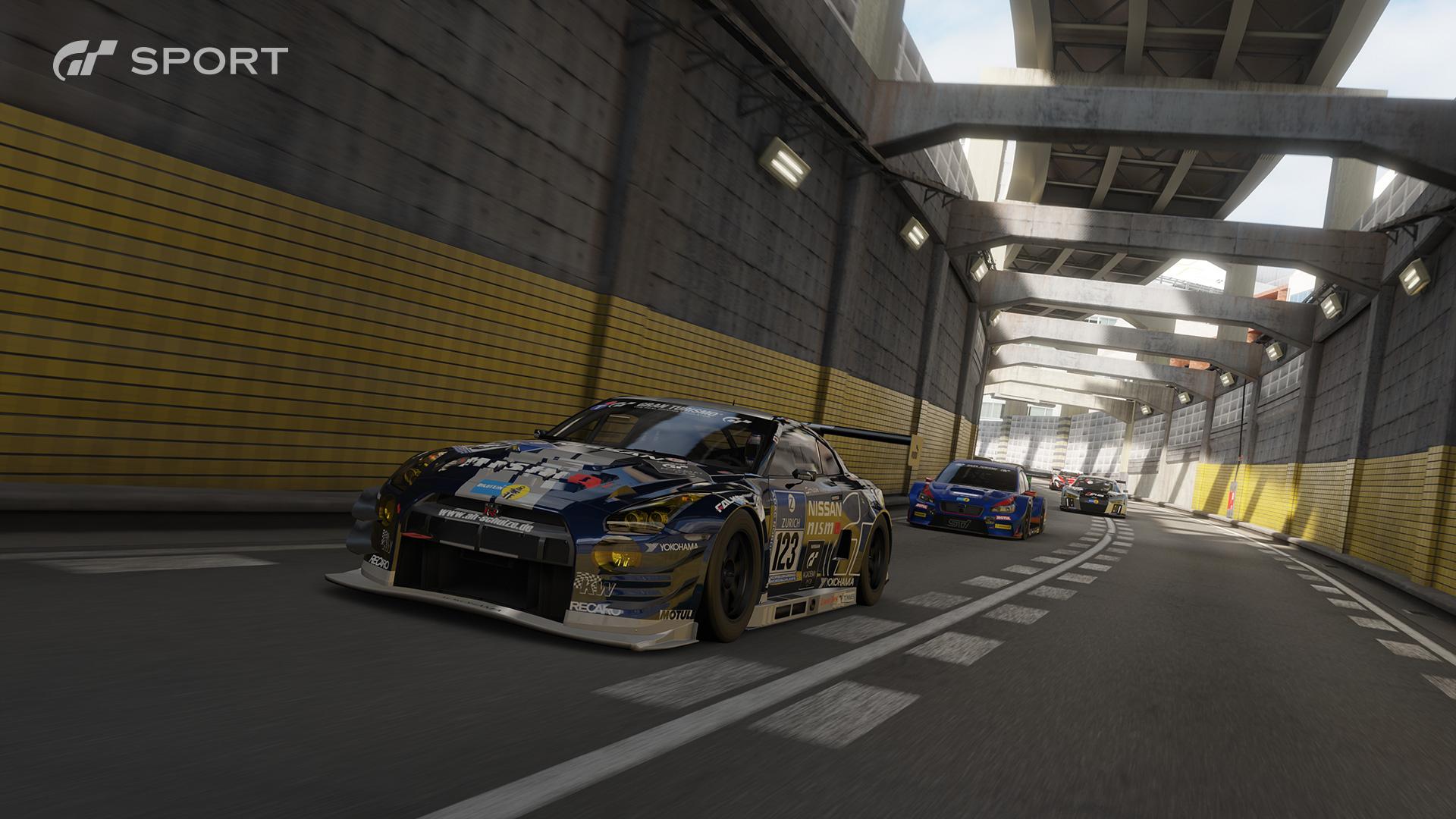 Gran Turismo Sport - E3 2016 - PS4