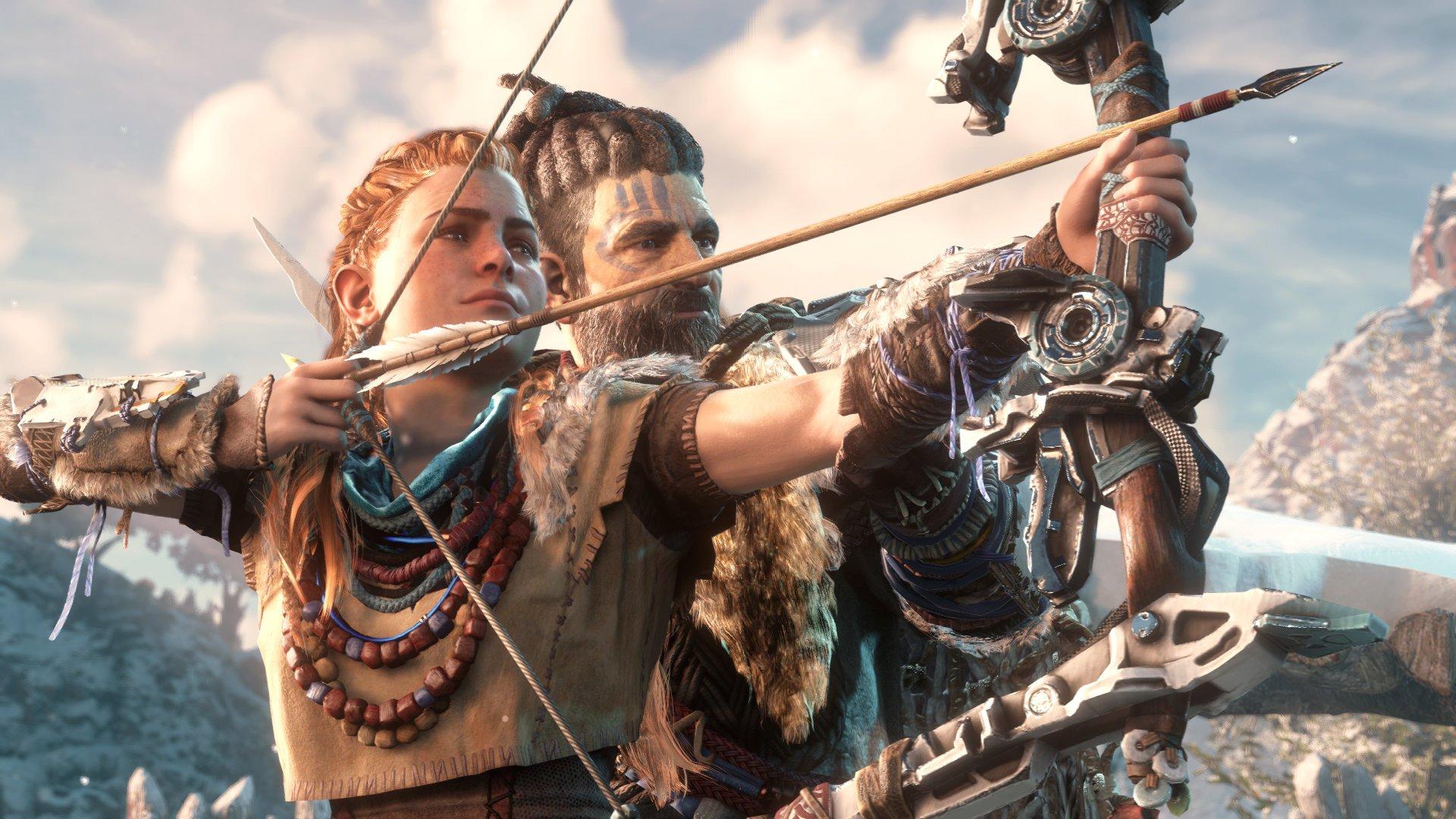 Horizon: Zero Dawn - E3 2016 - PS4
