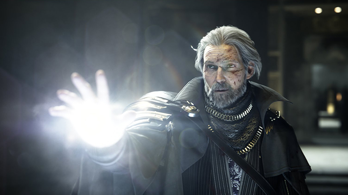Kingsglaive: Final Fantasy XV - E3 2016