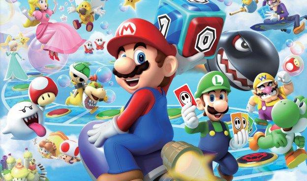 Mario Party: Star Rush - E3 2016 - 3DSMario Party: Star Rush - E3 2016 - 3DS