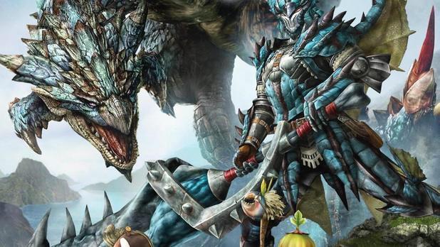 Monster Hunter Generations - E3 2016 - 3DS - Capcom