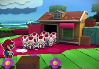 [E3 2016] Paper Mario: Color Splash, un trailer, du gameplay et une date