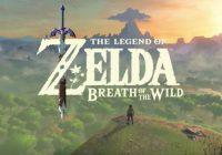 [TGA2016] Un nouveau trailer pour The Legend of Zelda: Breath of the Wild