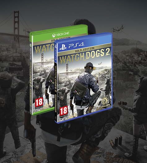 Watch Dogs  Lithographies