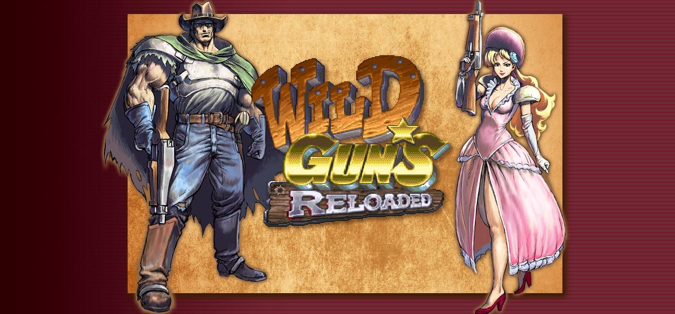 Wild Guns Reloaded - E3 2016 - PS4