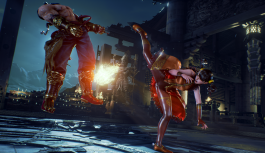 Tekken 7: Fated Retribution – Nvidia dévoile un trailer en 4K