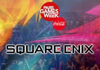 [PGW2016] Square Enix dévoile son line up pour la Paris Games Week