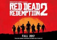 Red Dead Redemption 2 repoussé au printemps 2018 !