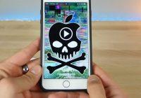 Une vidéo Virus qui plante votre iPhone en 5 secondes.
