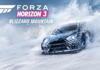 Forza Horizon 3 : le DLC Blizzard Mountain daté