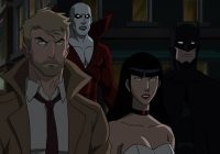 Justice League Dark : un trailer pour le nouveau film d'animation DC Comics