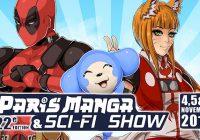Retour sur Paris Manga & Sci-Fi Show 22ème édition