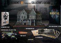 Les éditions collectors européennes Resident Evil 7: Biohazard annoncées