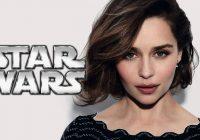 Star Wars : Emilia Clarke rejoint le casting du spin-off sur Han Solo