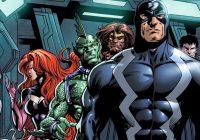 The Inhumans : Marvel annonce une série TV pour la chaîne ABC