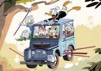 DuckTales : le casting du reboot interprète le célèbre générique