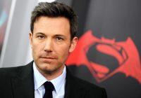 Finalement Ben Affleck ne réalisera pas le prochain Batman
