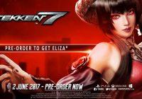 Un trailer pour Eliza, nouvelle venue de Tekken 7: Fated Retribution