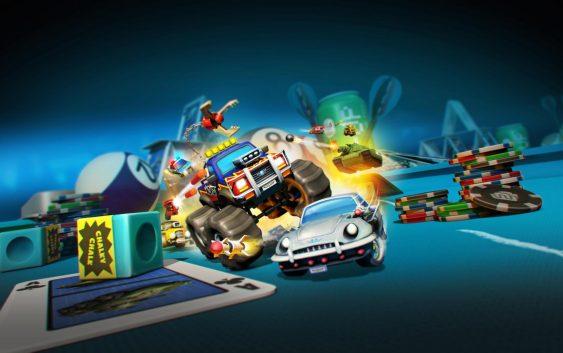 Un trailer de gameplay pour Micro Machines World Series