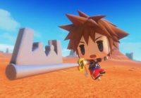 World of Final Fantasy : un trailer pour le DLC Sora de Kingdom Hearts