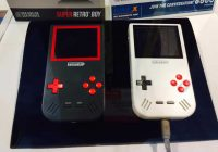 [CES 2017] La Super Retro Boy : L'ultime console Game Boy !