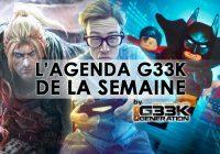 L'agenda Geek de la semaine (du 6 au 12 février 2017)