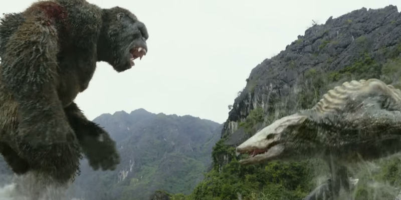 Nouvelle Bande Annonce De Kong Skull Island