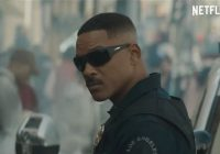 Un teaser pour Bright, nouvelle production Netflix avec Will Smith