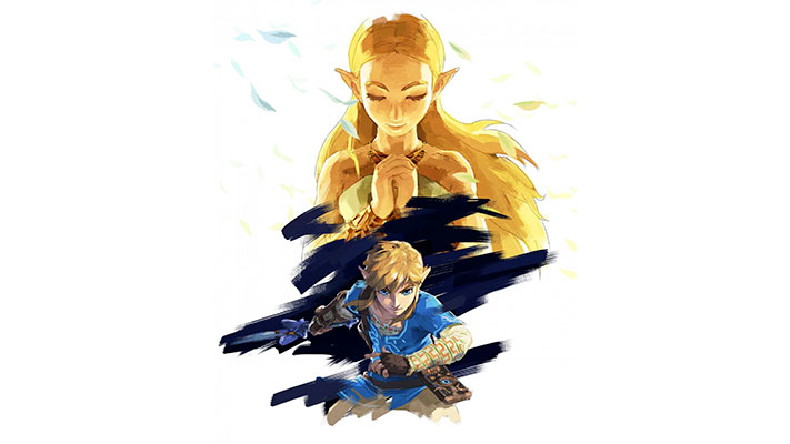 The Legend of Zelda: Breath of the Wild - Season Pass - Wii U - Nintendo Switch