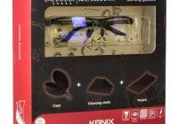 KONIX dévoile ses lunettes Gaming : Drakkar Sølarstenn