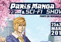 Retour sur Paris Manga & Sci-Fi Show 23ème édition