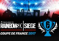 [E-SPORT] Coupe de France 2017 de Rainbow Six Siege