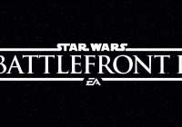 Star Wars Battlefront II officiellement annoncé et un trailer à la Star Wars Celebration