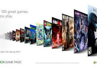 Microsoft annonce l'abonnement Xbox Game Pass
