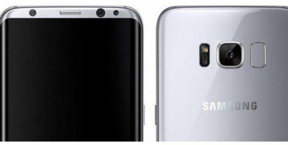 Galaxy S8 : Son prix, son look et la fonction Bixby