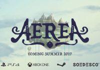 Une date de sortie et un compositeur pour AereA