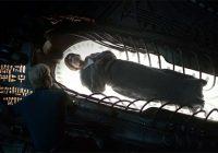 Un nouveau prologue d'Alien: Covenant avec Noomi Rapace et Michael Fassbender