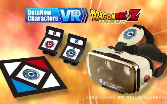 Dragon Ball Z : un casque VR pour devenir Goku et faire un Kamehameha